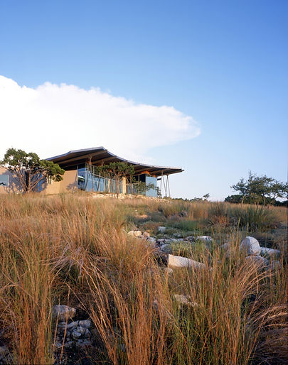 Architecture Informed by Technology Sustainability Innovation, Trahan Ranch residence in Texas by Tighe Architecture