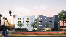 PACIFIC LANDING AFFORDABLE HOUSING