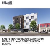 San Fernando Road Urbanize LA