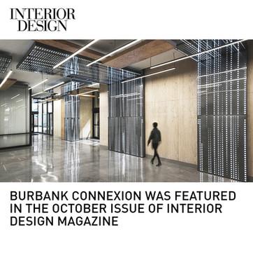 Burbank Connexion Interior Design Magazine