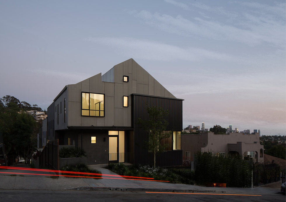 Architecture Informed by Technology Sustainability Innovation, Preston in Los Angeles by Tighe Architecture