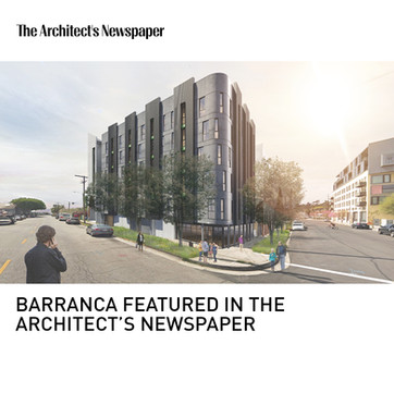 Barranca Hotel Mixed-Use Architect's Newspaper