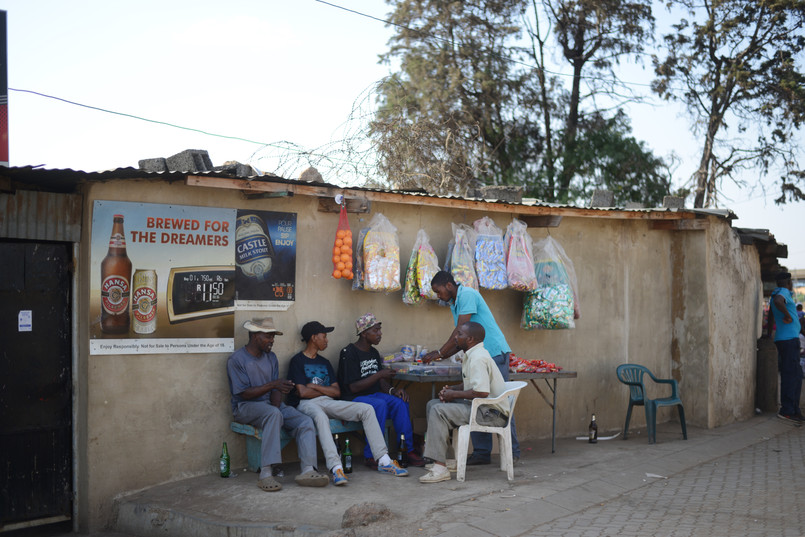 Sudáfrica - Kliptown
