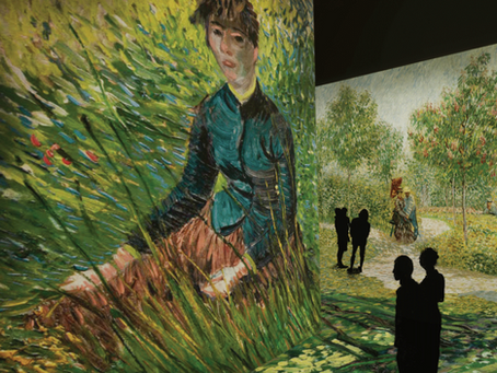Van Gogh Exhibit Launches Weekly Wellness Program Every Thursday
