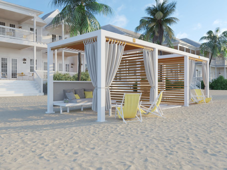 Private Cabanas: Meet the New Trending Experience for this Summer