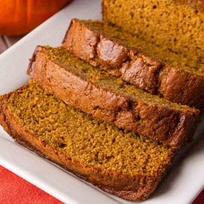 Pumpkin Bread: a Nutritious and Delicious Appetizer