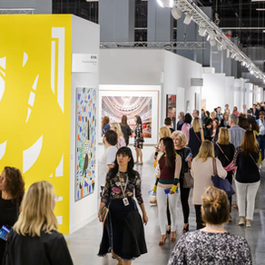 Art Basel and UBS Releases Art Dealer Sector Mid-Year Report 2021