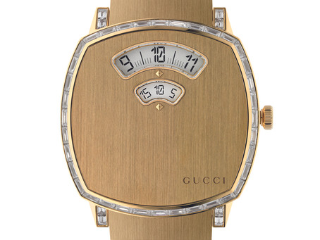 Gucci's High Watchmaking Collection