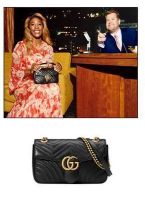 Gucci Beloved Serena Williams