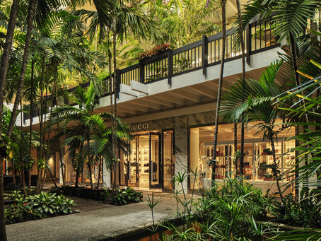 Gucci Announces the Re-Opening of Its Bal Harbour Store