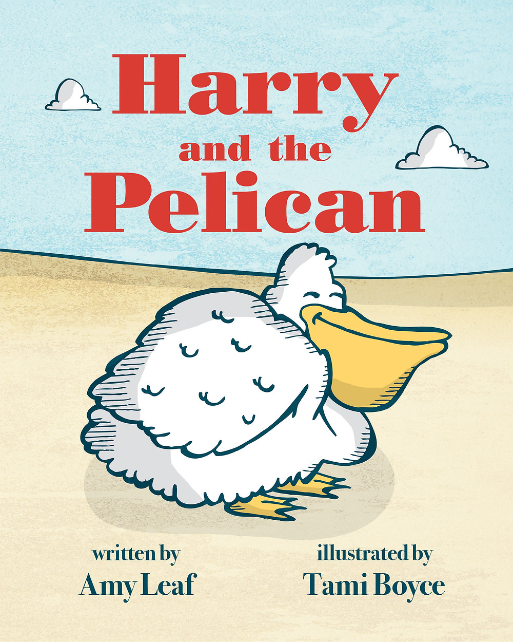 Harry and the Pelican book cover