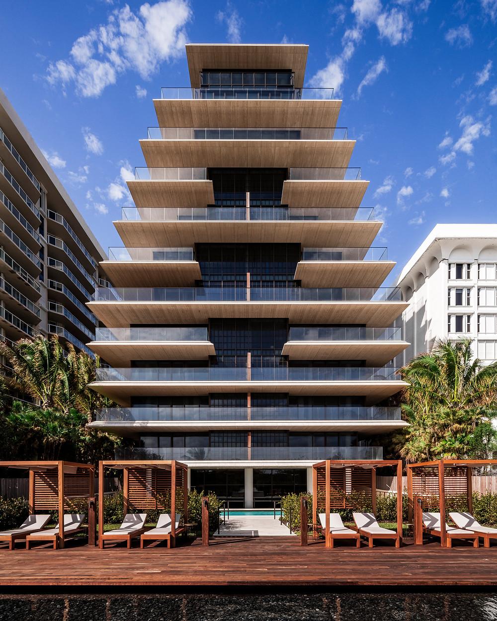 Arte Surfside condominium