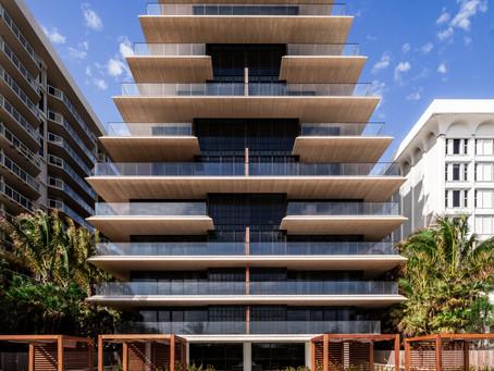 Arte Surfside Lists $38 Million Combo Penthouse