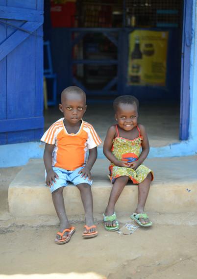 Ghana - brother and sister.JPG
