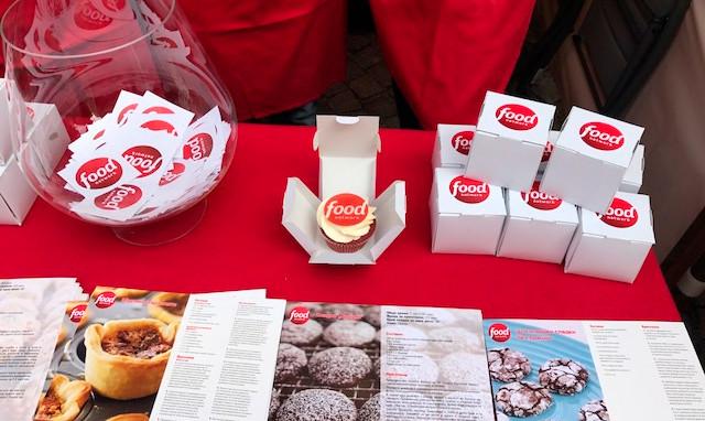 Food Network TV channel event – Kapana Fest