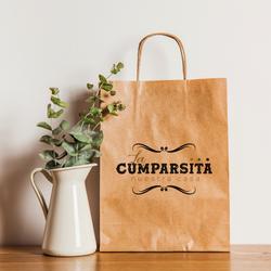 Identidade visual La Cumparsita