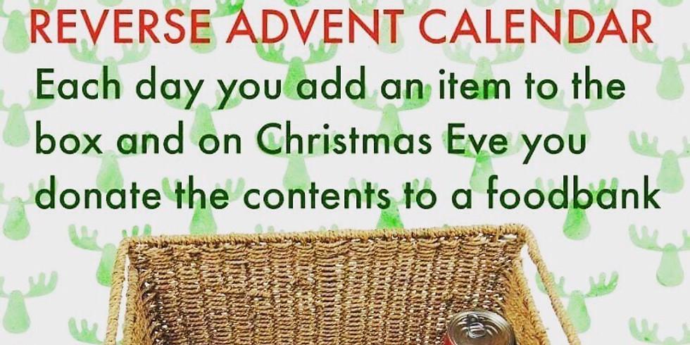 Reverse Advent
