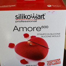 "Stampo in silicone ""Amore"""