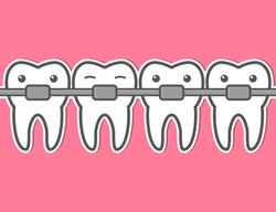 braces cartoon