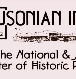 nomination historic plaque