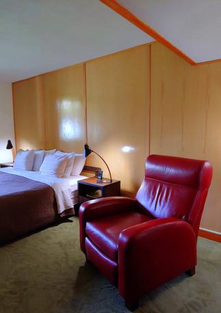 MCM King bed