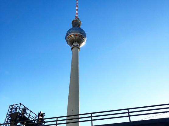 ONE YEAR IN BERLIN