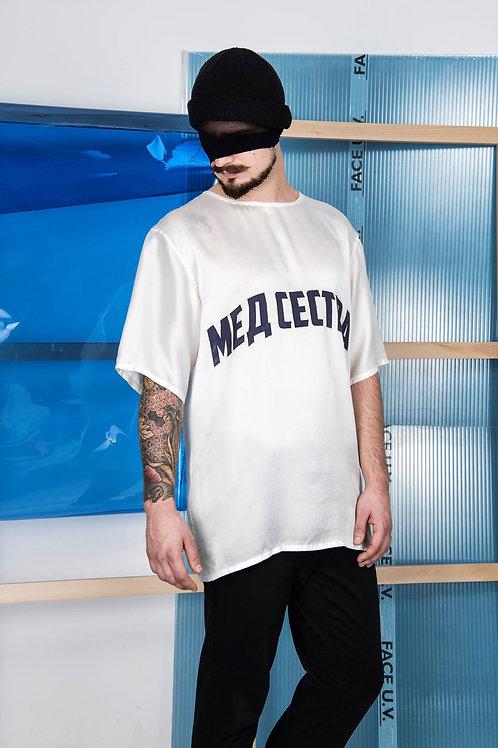 NURSE SILK T-Shirt