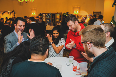 Spring Mill Campus Holiday Party 2019 -6