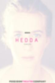 HEDDA GABLER - COMING IN 17/18 POSEIDON THEATRE COMPANY