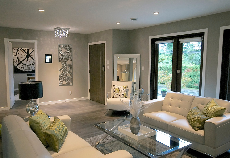 STAGING PROJECT, West Vancouver, B.C.