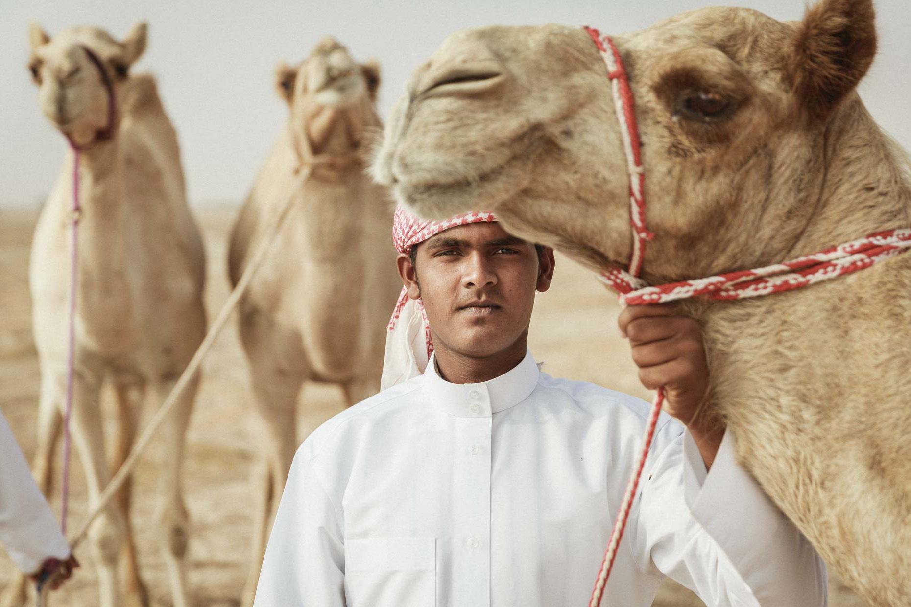 Enviromental Portrait Dubai 2