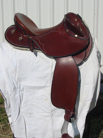 Tony Gifford, Australian stock saddles, Queensland