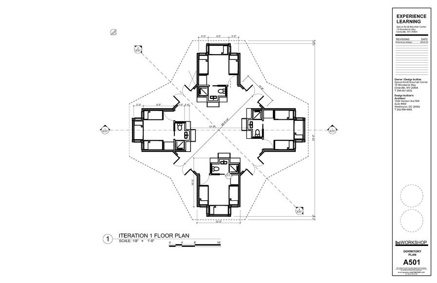 EL Pavilion + Dorm Design Package 05.01.