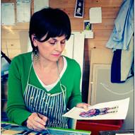 Antonia Rolls Artist Extraordinaire
