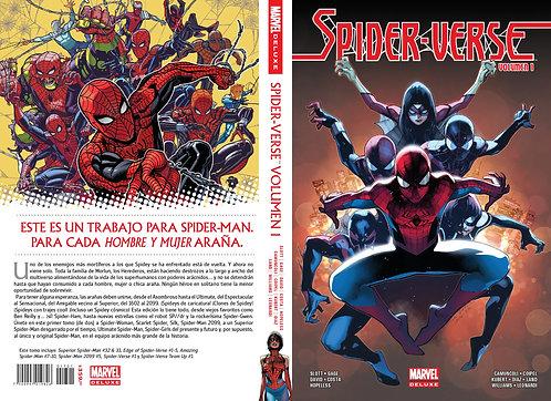 SPIDER-VERSE VOLUMEN 1