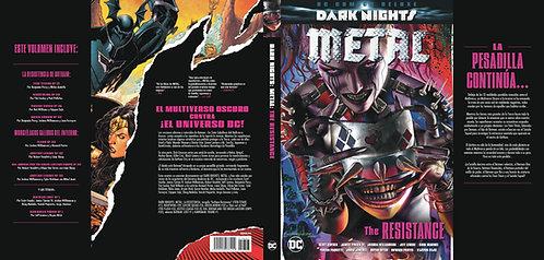 """DARK NIGHTS METAL """"THE RESISTANCE"""""""