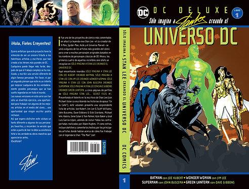 SOLO IMAGINA A STANLEE CREANDO EL UNIVERSO DC
