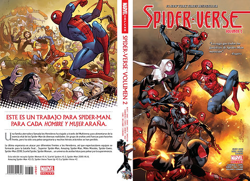 SPIDER - VERSE VOLUMEN 2