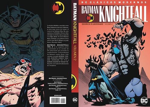 BATMAN KNIGHTFALL VOL. 2