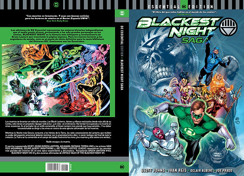 BLACKEST NIGHT SAGA