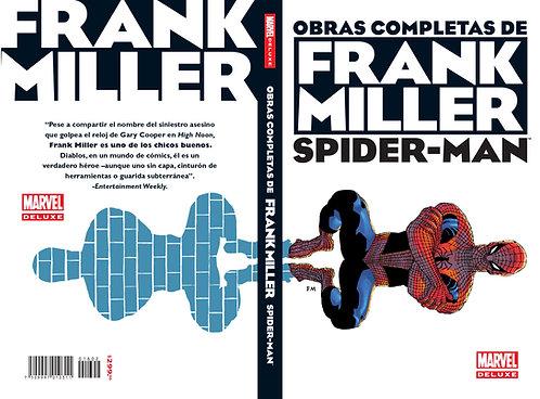 OBRAS COMPLETAS DE FRANK MILLER SPIDER-MAN
