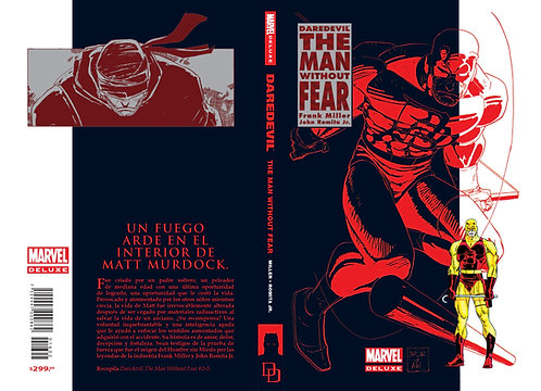 DAREDEVIL THE MAN WITHOUT FEAR