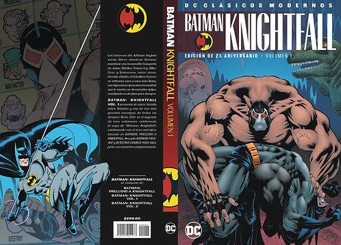 BATMAN KNIGHTFALL VOL.1