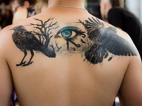 Skin Deep: the Art of Tattoos