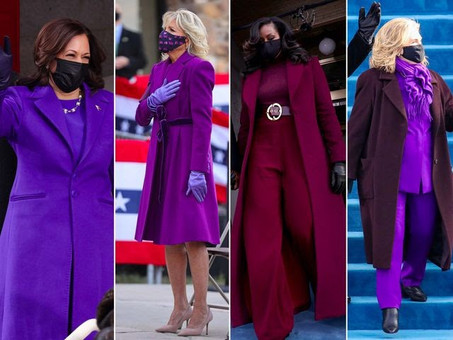 Statement of Intent: The Fashion of the 2021 Inauguration