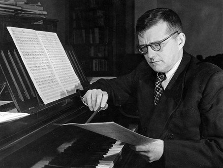 Censoring music in the age of Stalin: Shostakovich and Stravinsky