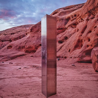 Examining 2001: A Space Odyssey's continuing cultural impact through the Utah monolith