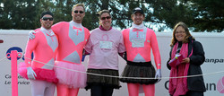 Leopard Pack CIBC Run for the Cure