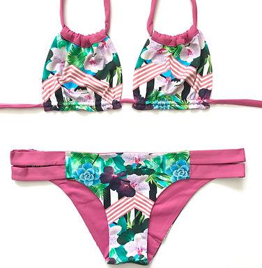 Crasqui Bikini (Light Orchids)