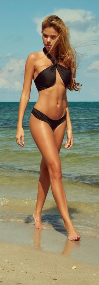 Mediterranean Bikini (Black)